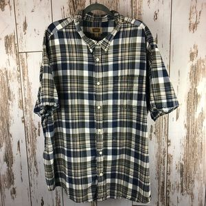 The Foundry Men's 4XL Button Up Shirt.  N36